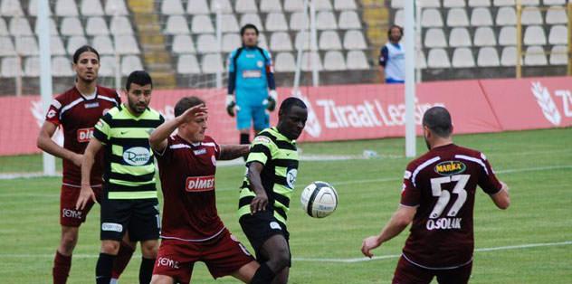 Tokat-Akhisar Bld: 1-0
