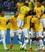 Brezilya finalde
