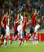 İspanya finalde