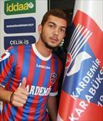 Beykan Şimsek Karabükspor'da
