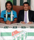 Sebastien Frey Bursaspor'da