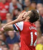 Arsenal dağıldı