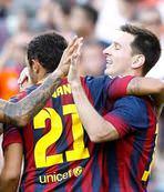 Ne yaptın sen Barça!