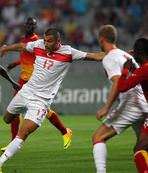Andorra maçı Kayseri'de