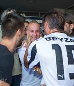 PAOK, Stoch i�in kap�da