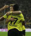 Dortmund'dan gol yağmuru