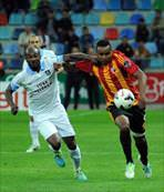 Jaja, Trabzon'a karşı ilk kez
