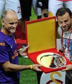 Kalbim daima Galatasaray'la