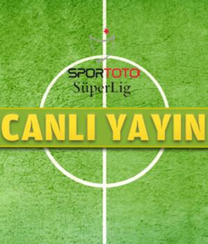 Fenerbahçe - Galatasaray (CANLI)