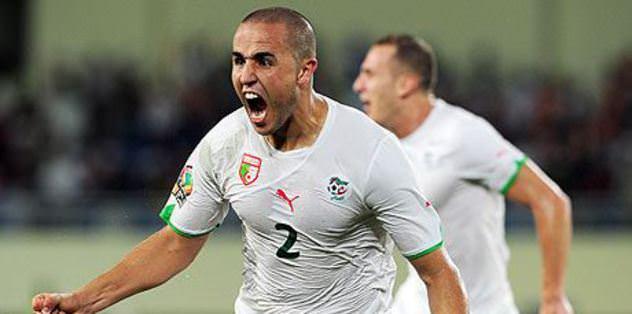Cezayir kupaya gidiyor