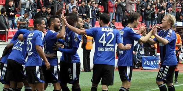 Erciyes'ten Gençler'e darbe