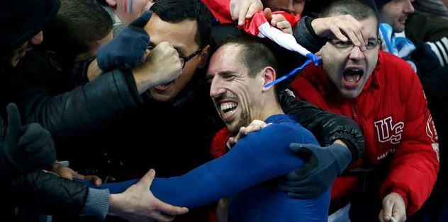 Ribery: Korkmuyorum