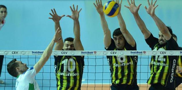 Fenerbahçe Grundig TOP 16'ya kaldı: 3-1