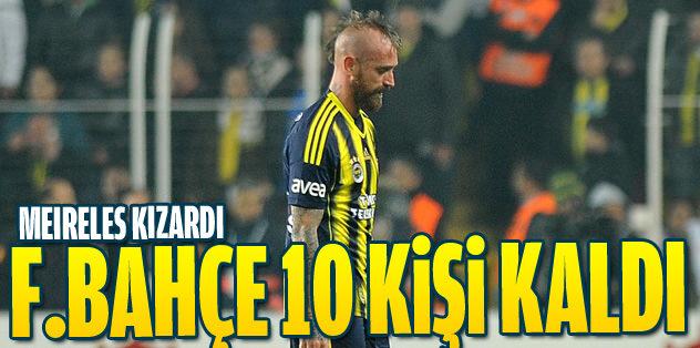 Kadıköy'de kırmızı kart çıktı!