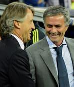 Mancini ile Mourinho'nun aras� pek de iyi de�il