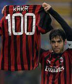 Milan'ın 100'ü, Kaka ile güldü
