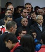 Roberto Carlos, UEFA'nın manşetinde