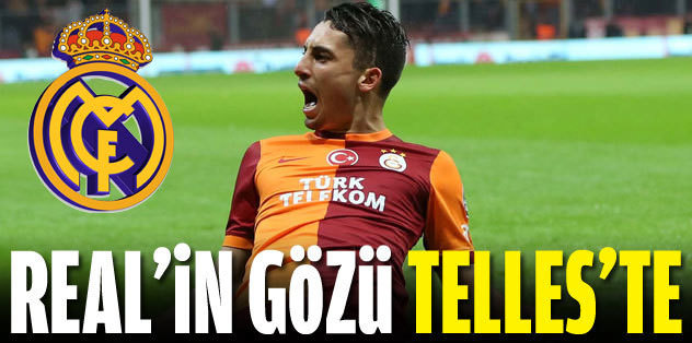 Real'in g�z� Telles'te