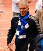 Erik Gerets şampiyon