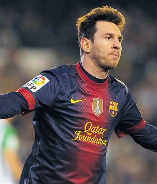 Bar�a ve Messi d�nemi bitti