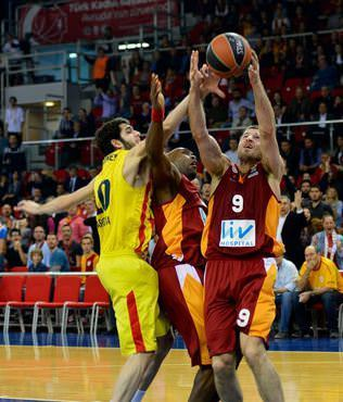 G.Saray'dan Euroleague'e veda