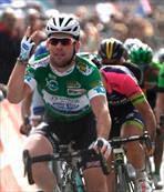 Kazalı yarış Cavendish'in