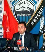 Erciyesspor'da büyük coşku