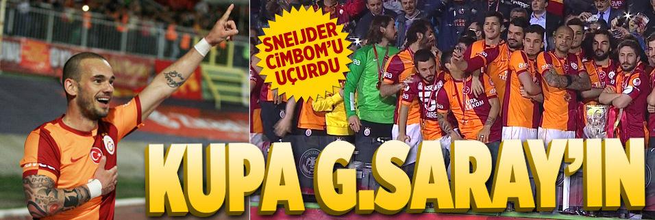 Sneijder Cimbom'u uçurdu