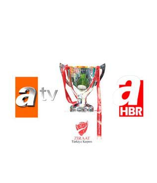 Kupa 3 sezon daha ATV  ve A HABER'de