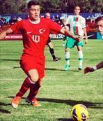 Tek rakibim Sneijder!