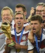 Messi sizin olsun, kupa bizim
