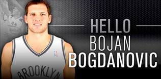 Bogdanovic Brooklyn Nets'te
