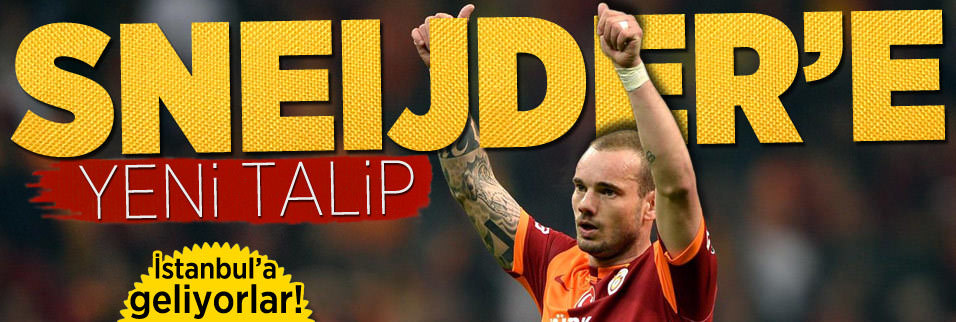 Sneijder i�in dev kap��ma