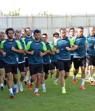 Torku Konya'da yeni sezon haz�rl�klar�