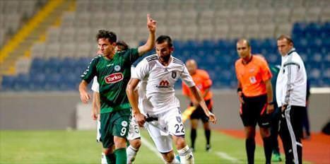 Ba�ak�ehir, Konya'ya direnemedi: 0-2