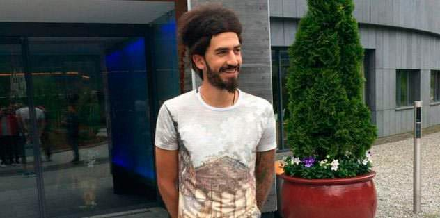 Berkay, Kayserispor'a