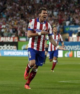 S�per Kupa Atletico Madrid'in