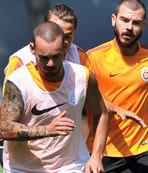 G.Saray'da Bursaspor haz�rl�klar�