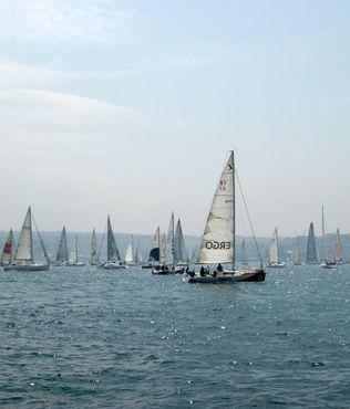 Extreme Sailing Eyl�l'de ba�l�yor