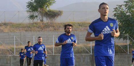 Yeni Malatyaspor 2.lig'e haz�r