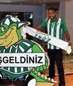Bursaspor'dan yeni transfer