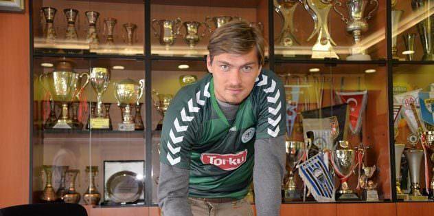 Inter'in kalecisi Belec Konya'da
