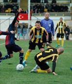 Tekirdağspor Uğur ile geçti: 3-0