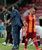 Sneijder'i kick koks yakt�!