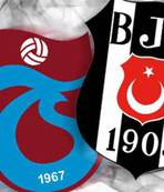 Be�ikta� ve Trabzonspor'a �ok