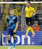 Dortmund zirveye kuruldu