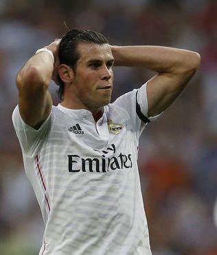 Madridli taraftar�n Bale'ye �fkesi