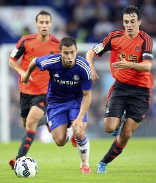 Chelsea Hazard ile nikah tazeleyecek