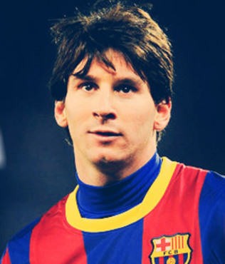 Bar�a'dan Messi'ye s�rpriz