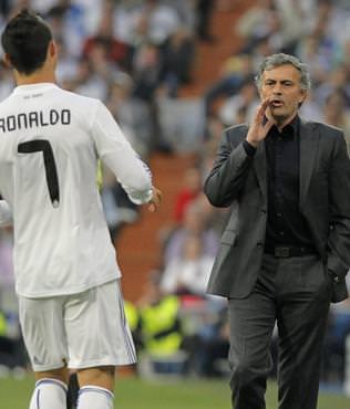 Ronaldo ile art�k g�r��m�yorum